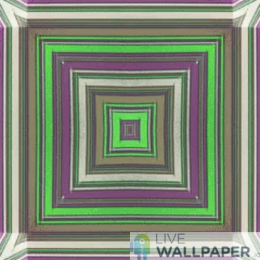 Geometric Pattern Live Wallpaper - a cool phone background.