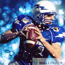 American Football Wallpaper - a cool phone background.
