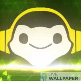 Lúcio EQ Live Wallpaper - a cool phone background.