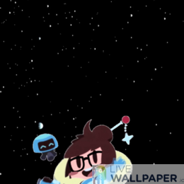 Waving Mei Overwatch Wallpaper - a cool phone background.