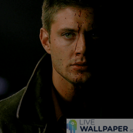 Dean Supernatural Live Wallpaper - a cool phone background.