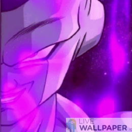 Frieza Closeup Live Wallpaper - a cool phone background.