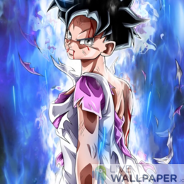 Videl Live Wallpaper - a cool phone background.