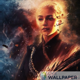 Game of Thrones Live Wallpaper Collection - a cool phone background.