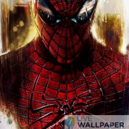 Spiderman Live Wallpaper Collection - a cool phone background.