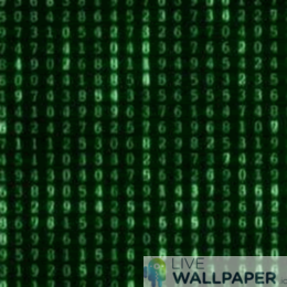 Matrix GIF Live Wallpaper Pack - a cool phone background.