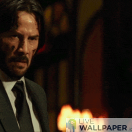 John Wick GIF Live Wallpaper Pack - a cool phone background.
