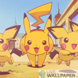 Pokemon Vote GIF Live Wallpaper Pack - a cool phone background.