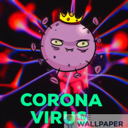 Coronavirus GIF Live Wallpaper Pack - a cool phone background.