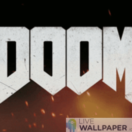 Doom GIF Live Wallpaper Pack - a cool phone background.