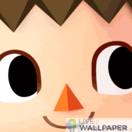 Animal Crossing GIF Live Wallpaper Pack - a cool phone background.
