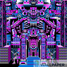8bit GIF Live Wallpaper Pack - a cool phone background.