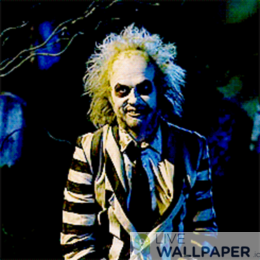 Beetlejuice GIF Live Wallpaper Pack - a cool phone background.