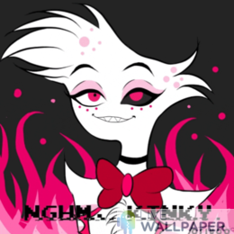 Hazbin Hotel GIF Live Wallpaper Pack - a cool phone background.