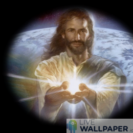 Jesus GIF Live Wallpaper Pack - a cool phone background.