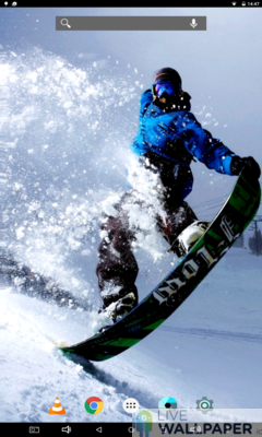 Snowboard Wallpaper - a cool phone wallpaper for Android - Screenshot #3