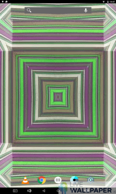 Geometric Pattern Live Wallpaper - a cool phone wallpaper for Android - Screenshot #1