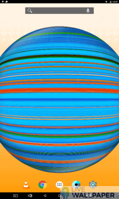 Spinning Circle Wallpaper - a cool phone wallpaper for Android - Screenshot #3