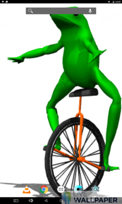 Dat Boi Wallpaper - a cool phone wallpaper for Android - Screenshot #1