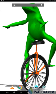Dat Boi Wallpaper - a cool phone wallpaper for Android - Screenshot #2