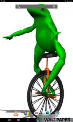 Dat Boi Wallpaper - a cool phone wallpaper for Android - Screenshot #3