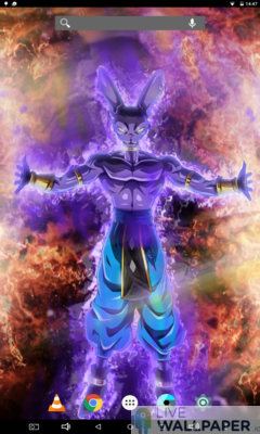 Beerus Live Wallpaper App Store For Android Wallpaper App Store Livewallpaper Io