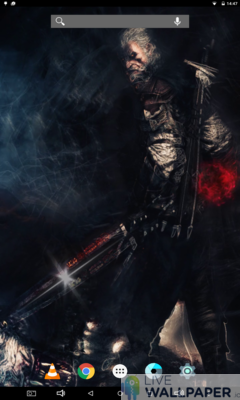 Witcher Live Wallpaper Collection - a cool phone wallpaper for Android - Screenshot #2