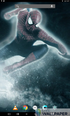 Spiderman Live Wallpaper Collection - a cool phone wallpaper for Android - Screenshot #1
