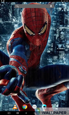 Spiderman Live Wallpaper Collection - a cool phone wallpaper for Android - Screenshot #3