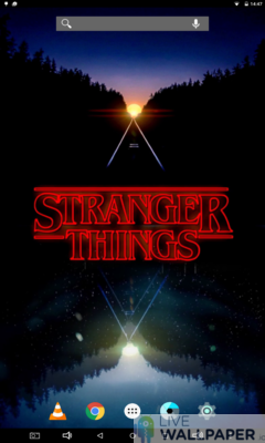 Stranger Things Live Wallpaper Collection - a cool phone wallpaper for Android - Screenshot #2