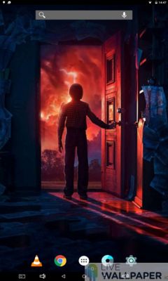 Stranger Things Live Wallpaper Collection - a cool phone wallpaper for Android - Screenshot #3