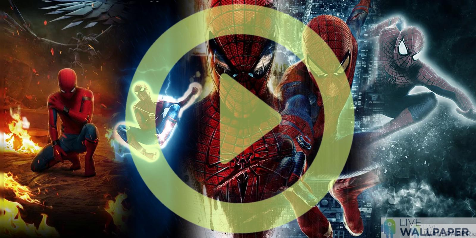Spiderman Live Wallpaper Collection   App Store for ...