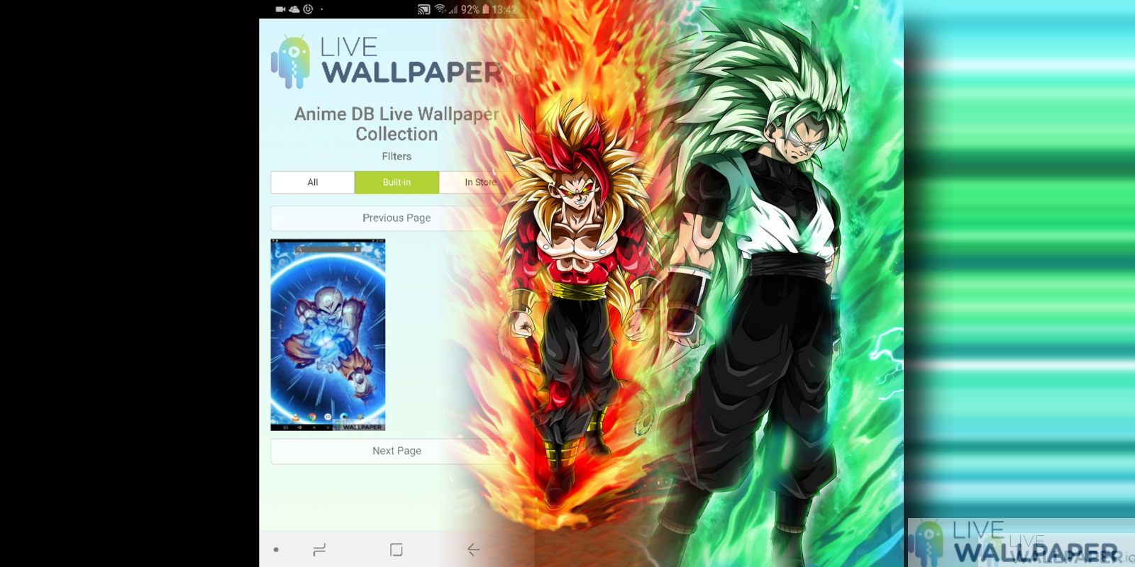 47 Cool Live Wallpapers Tagged With Dragon Ball Sorted By Date