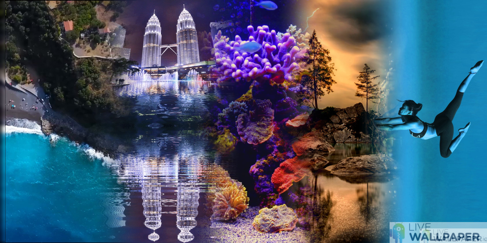 37 cool live wallpapers tagged with water, sorted by date ...